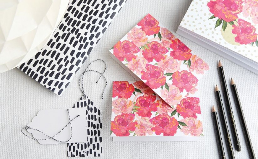 Splendid stationery range