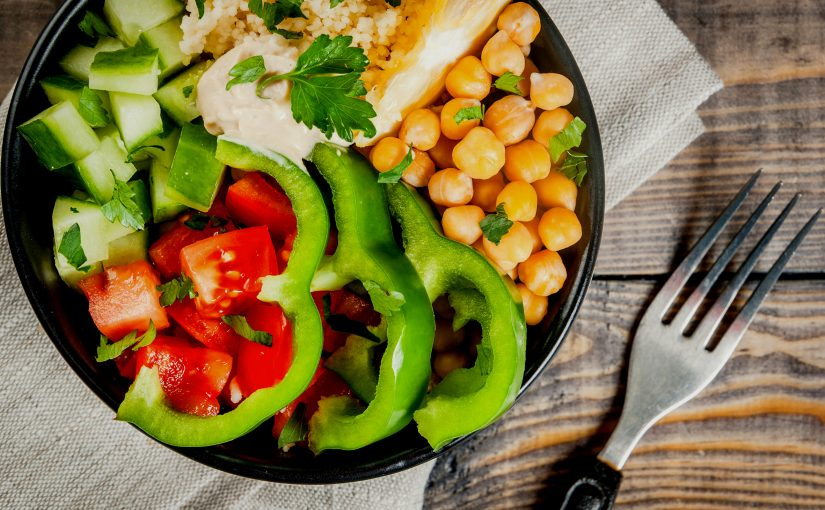 Recipe: Greek Buddha Bowl