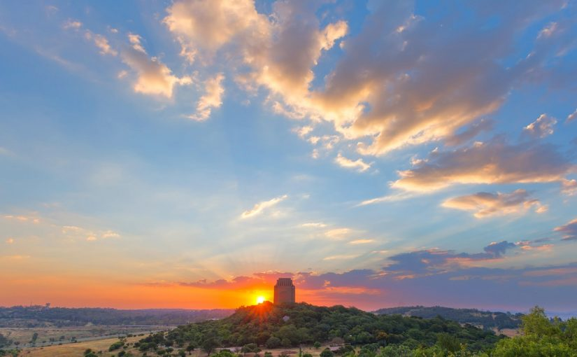 Best place to take out-of-towners  – Voortrekker Monument