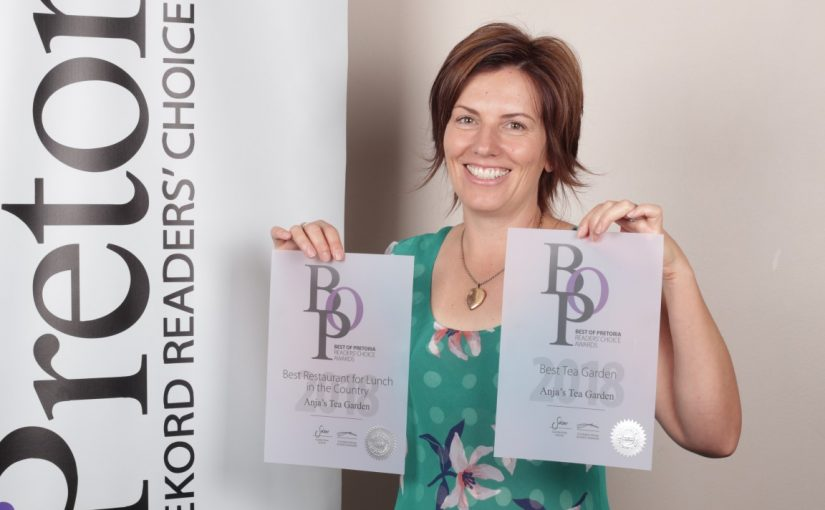 The best of the best awarded at the Best of Pretoria Readers' Choice Awards 2018